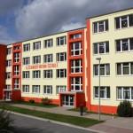 unser Schulgebäude