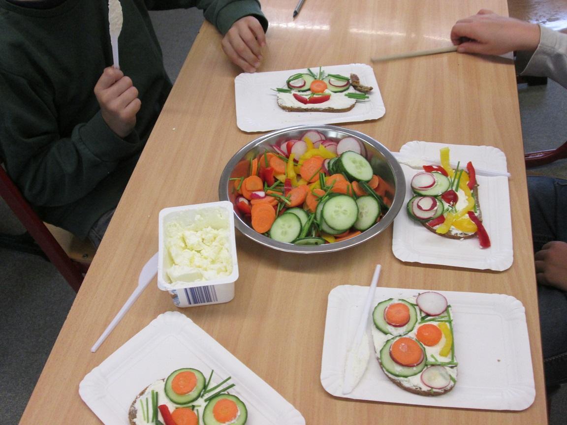 Projekt Gesunde Ernährung 2016 02